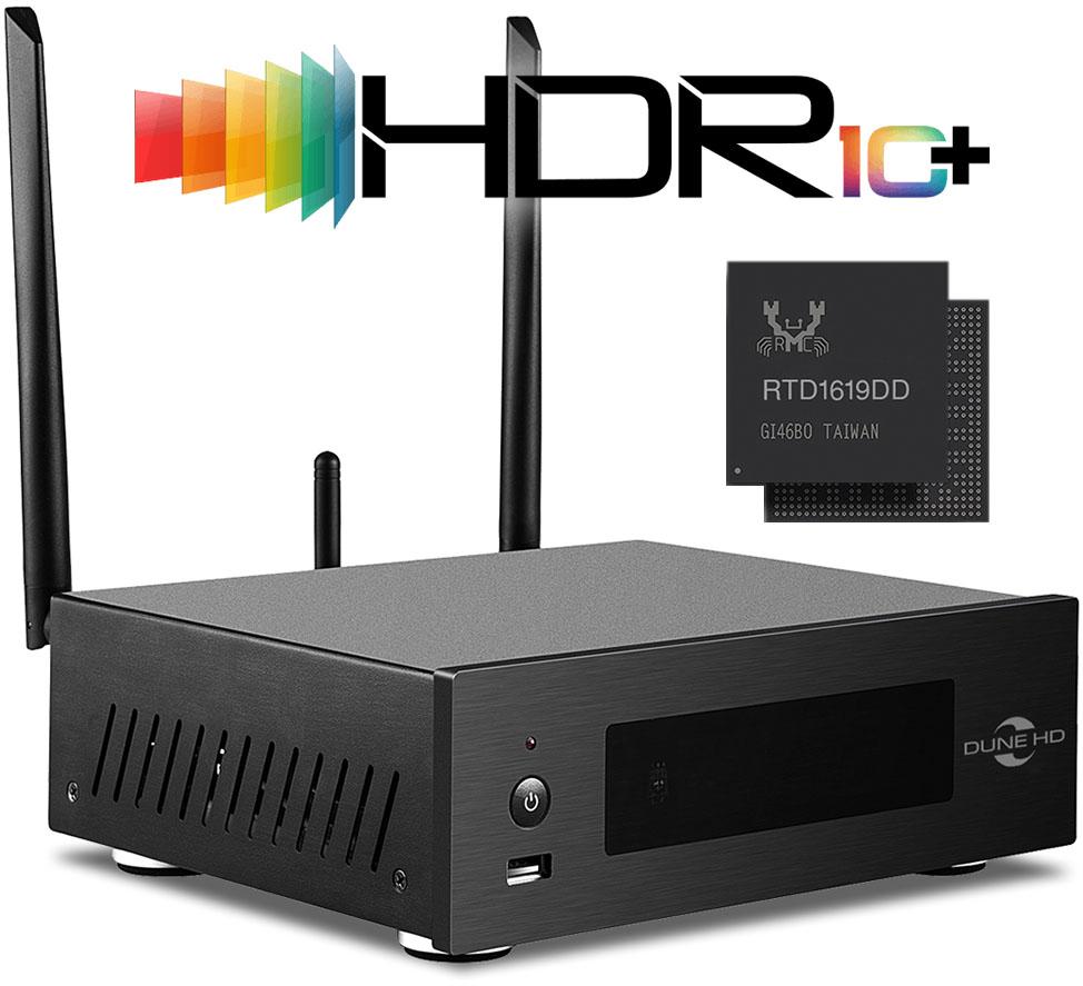 Dune HD Pro 4K Plus II még decemberben!